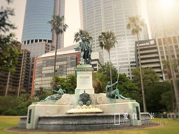 雪梨市區必去海德公園