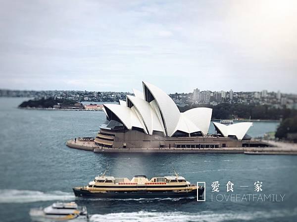 雪梨必去景點雪梨歌劇院
