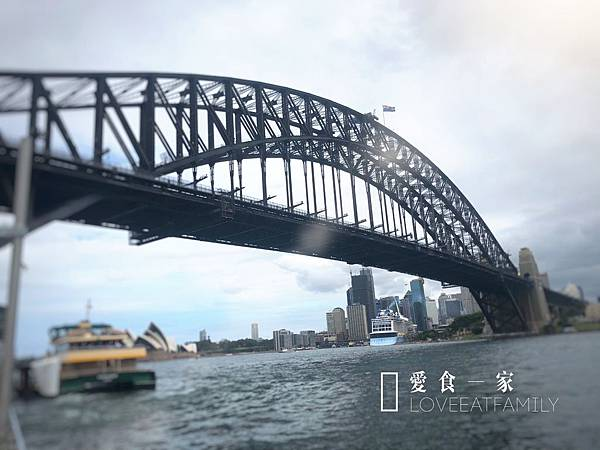雪梨必去景點海港大橋
