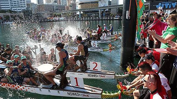 2020雪梨鼠年過年活動