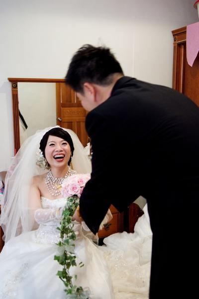 要把我娶走了