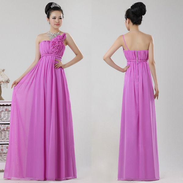 紫色伴娘服(M號已售出)