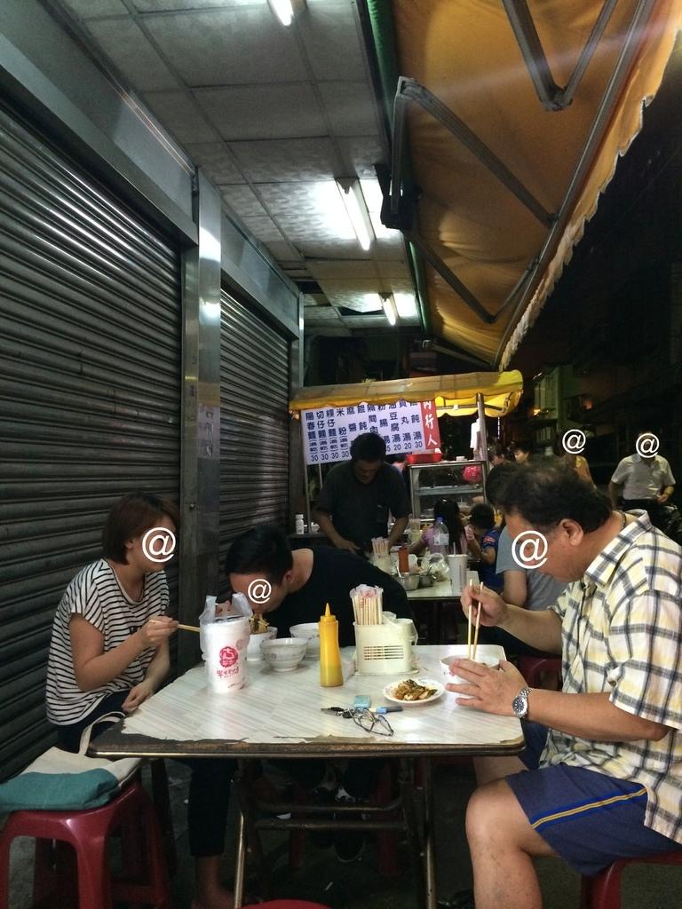 台中內行人麵攤6