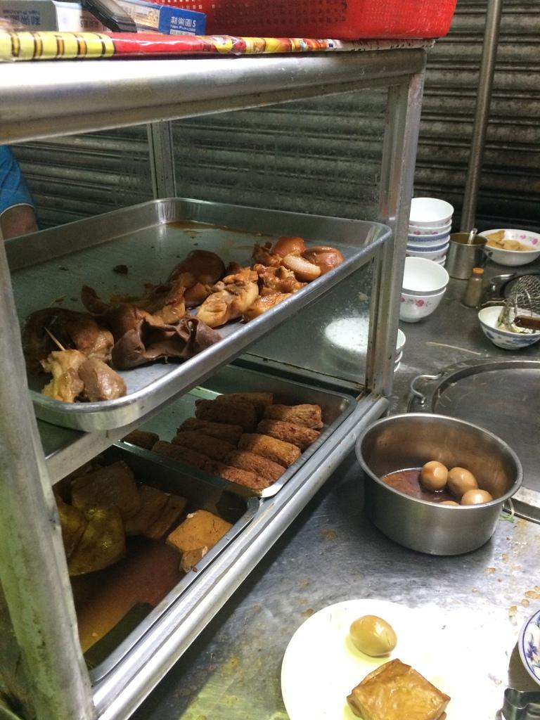 台中內行人麵攤