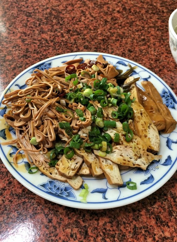 台中內行人麵攤9