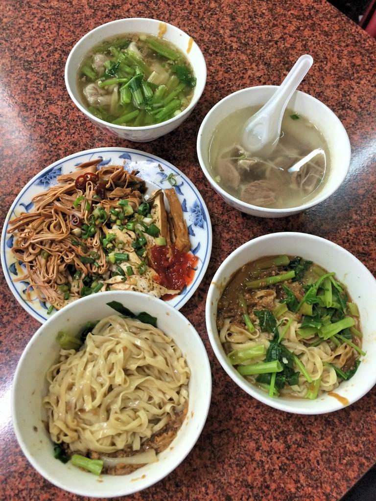 台中內行人麵攤8