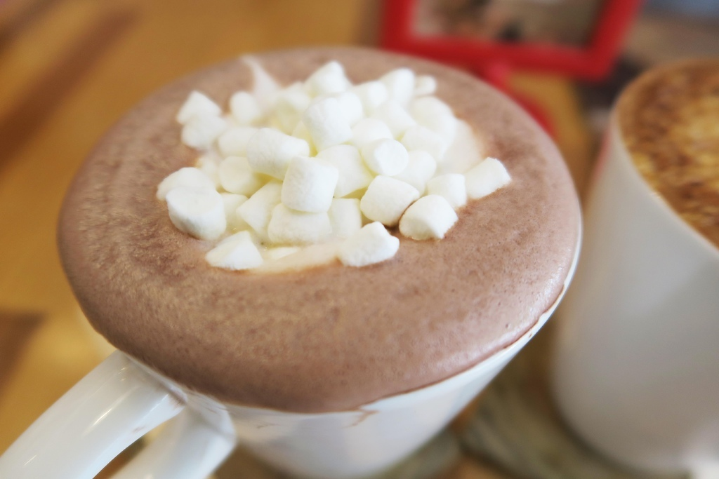 smoco cafe法式可可牛奶2