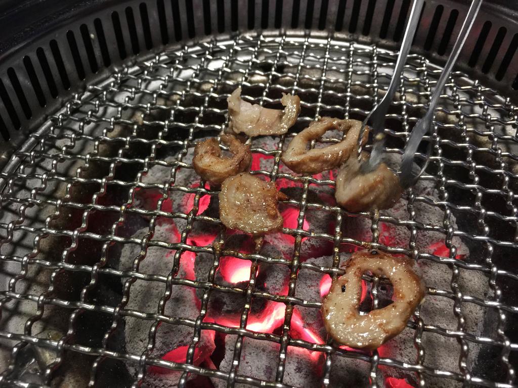台中岩手燒烤-大腸頭5