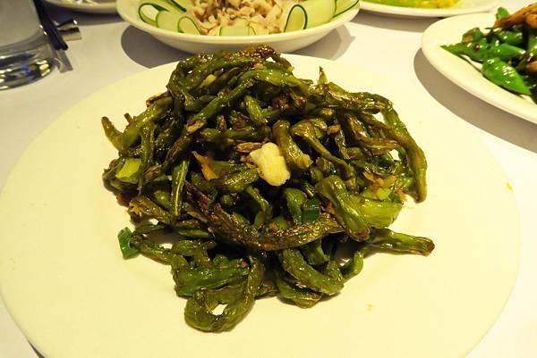 開飯川食堂-四季豆