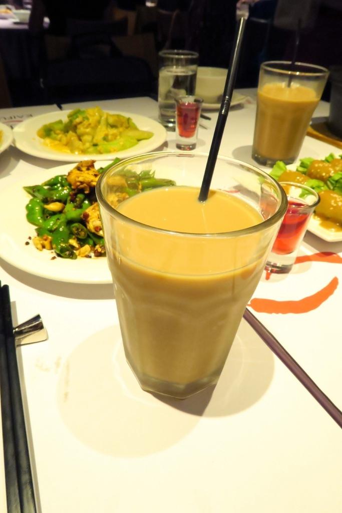開飯川食堂-奶茶