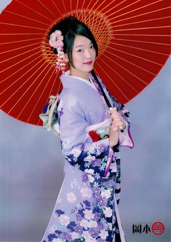 日本和服照