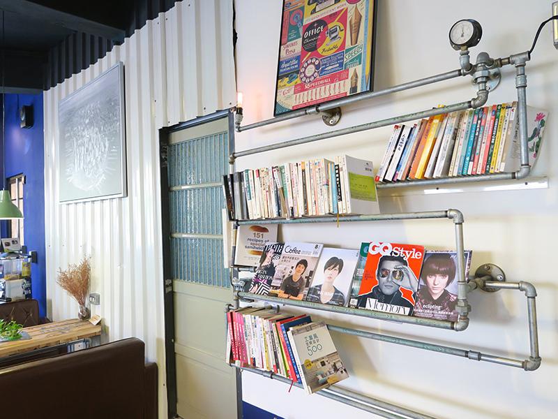 捷運輔大站 2樓工寓咖啡廳 (61).JPG