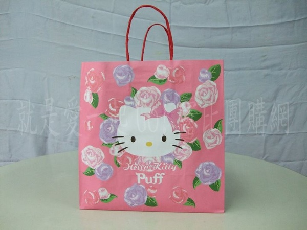 ♡義美Helly Kitty小泡芙禮盒♡