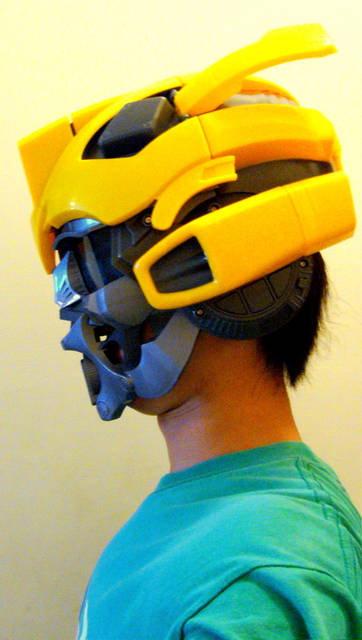 變形金剛大黃蜂造型頭盔-5.jpg
