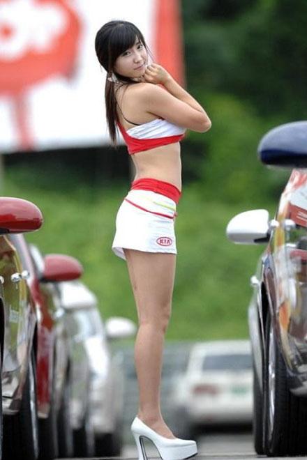 超可愛南韓美女車模-8.jpg