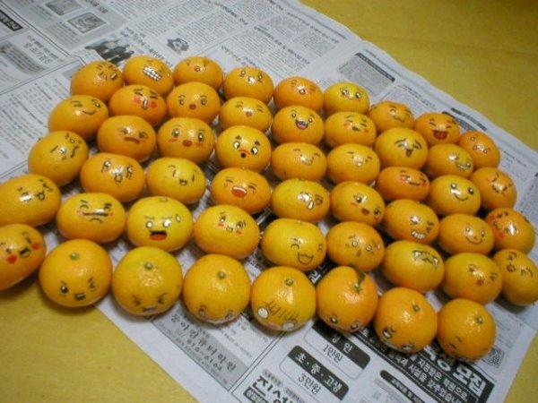 柳橙賣不出只好....jpg