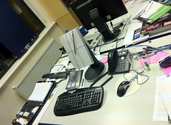 早上到辦公室,發現電腦被「升級」了.jpg