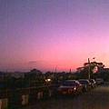 美麗的落日景色-1