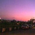 美麗的落日景色-2
