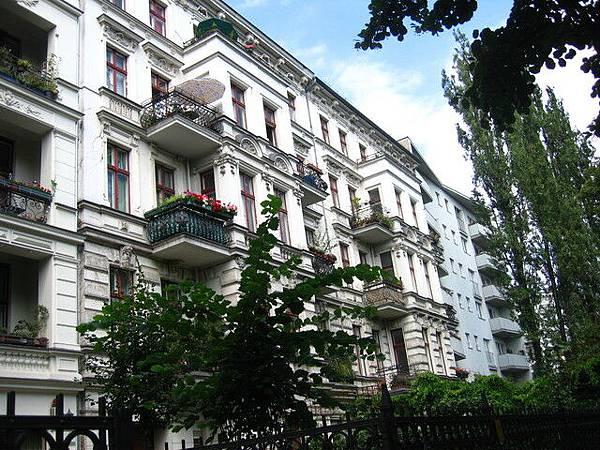 夏洛騰堡區的公寓
