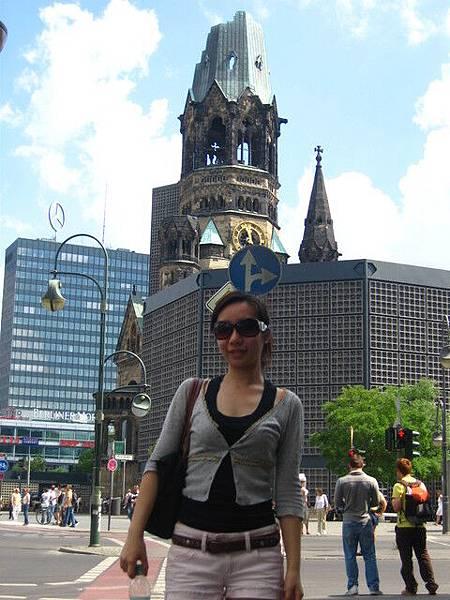 德皇威廉二世紀念教堂