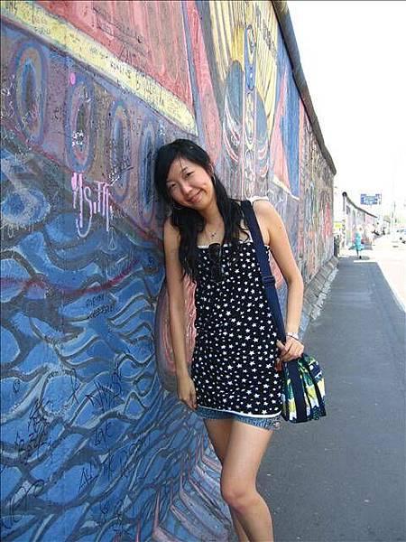 柏林圍牆塗鴉