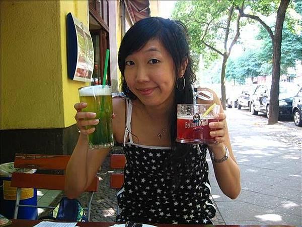柏林白啤酒Berliner Weisse