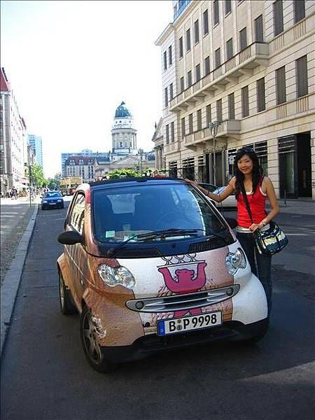 Berlin 經典款車-有熊有熊