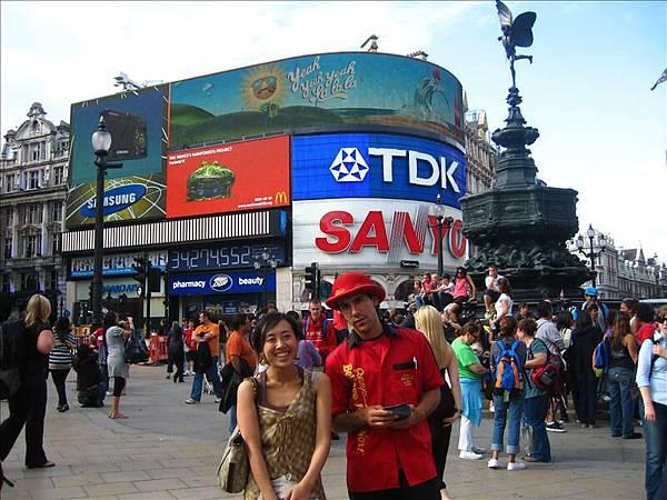不放過亞洲觀光客的旅行公司