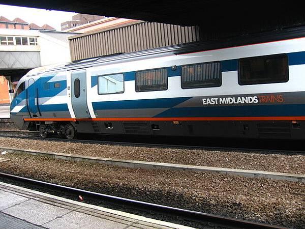 早上10點的火車前往倫敦