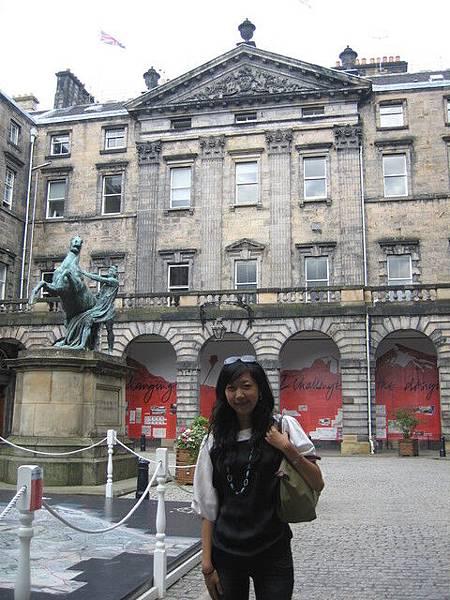 愛丁堡市政廳