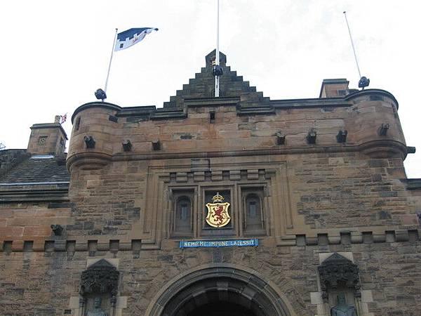 愛丁堡必遊之地 城堡