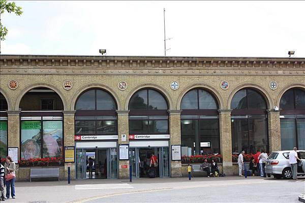 劍橋火車站