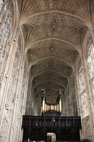 國王學院內的大教堂