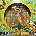 《ONE PIECE 海賊王(航海王)》P.O.P「新世界篇」騙人布_1