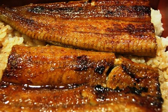 2012.11.20_[台北-中山]梅子鰻蒲燒專賣店-鰻魚飯+烤鰻魚肝_1