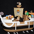 《ONE PIECE 海賊王(航海王)》黃金梅利號組合組