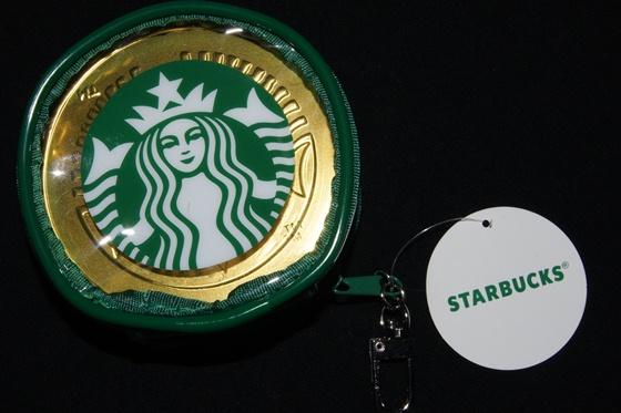 星巴克_金幣巧克力零錢包_1