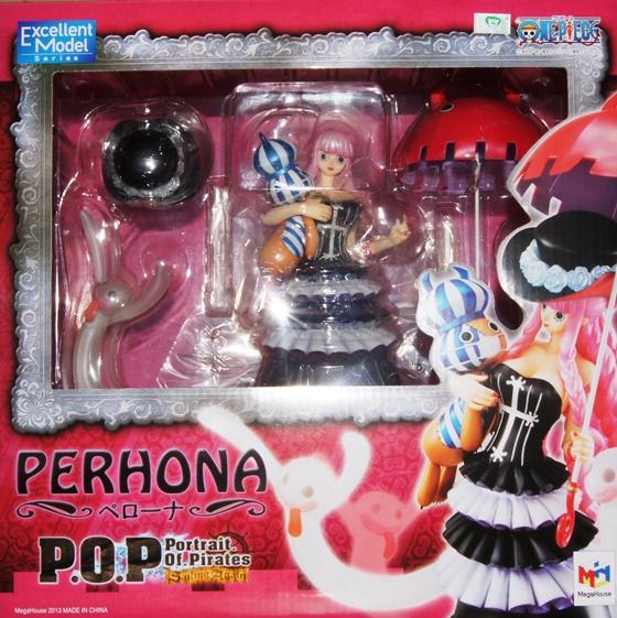 《ONE PIECE 海賊王(航海王)》P.O.P「新世界篇」培羅娜_0