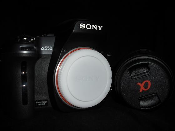 阿廣的SONY DSLR-A550
