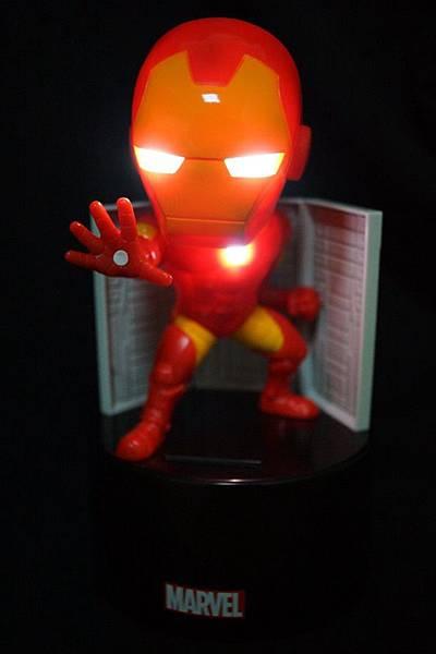 《鋼鐵人(Iron Man)》超炫光存錢筒