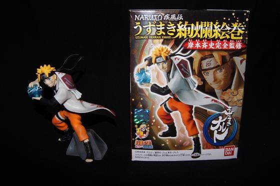 《火影忍者疾風傳(NARUTO -ナルト- 疾風伝)》「漩渦絢爛篇」盒玩30