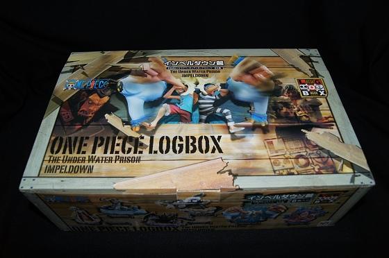 《ONE PIECE 海賊王(航海王)》「深海大監獄-推進城篇」盒玩!01