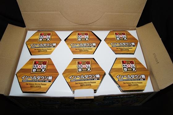 《ONE PIECE 海賊王(航海王)》「深海大監獄-推進城篇」盒玩!02