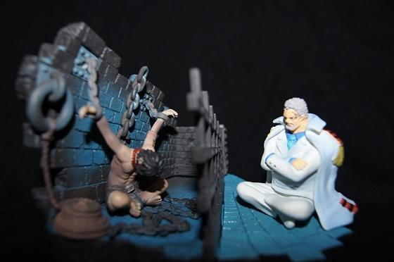 《ONE PIECE 海賊王(航海王)》「深海大監獄-推進城篇」盒玩!03