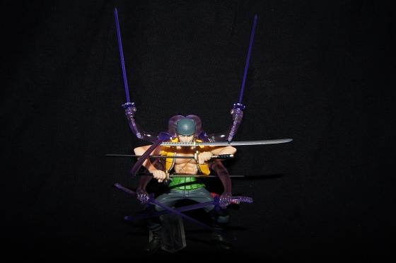《ONE PIECE 海賊王(航海王)》「ATTACK MOTIONS」盒玩!12
