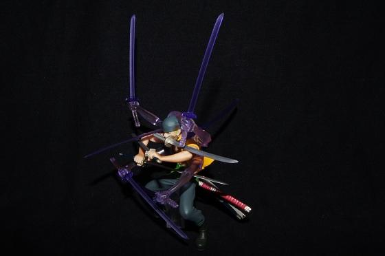 《ONE PIECE 海賊王(航海王)》「ATTACK MOTIONS」盒玩!13