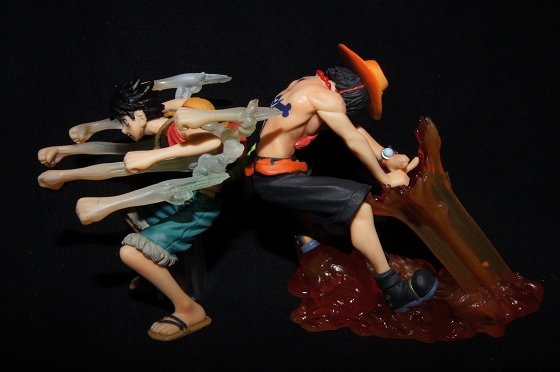 《ONE PIECE 海賊王(航海王)》「ATTACK MOTIONS」盒玩!24