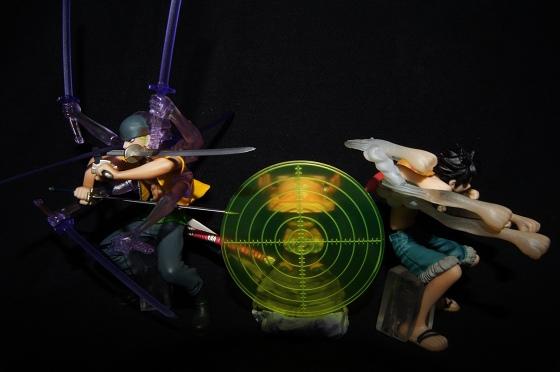 《ONE PIECE 海賊王(航海王)》「ATTACK MOTIONS」盒玩!25