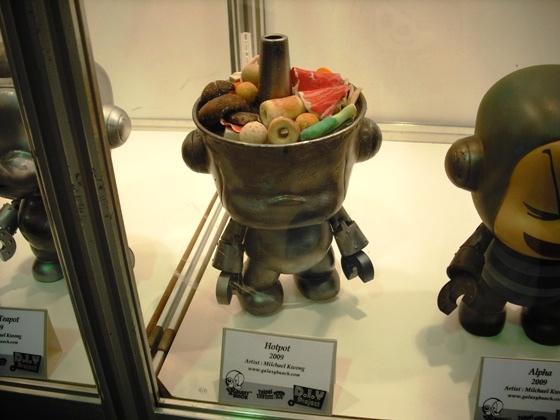 2009年台北國際玩具創作大展‧影像紀錄16